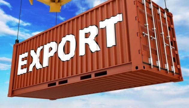В I квартале экспорт украинских товаров вырос на 12% - Госстат