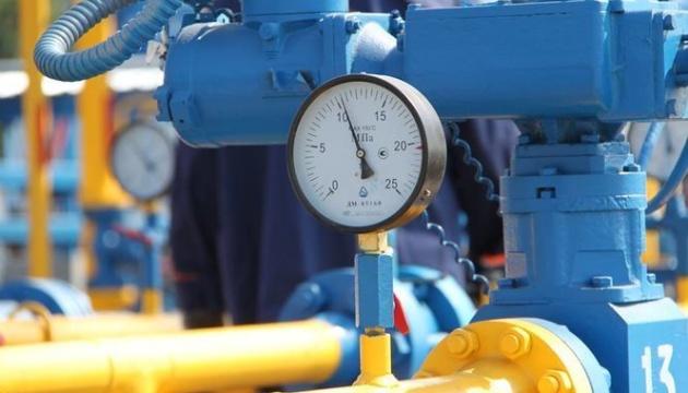 Украина сократила запасы газа на 200 миллионов кубов