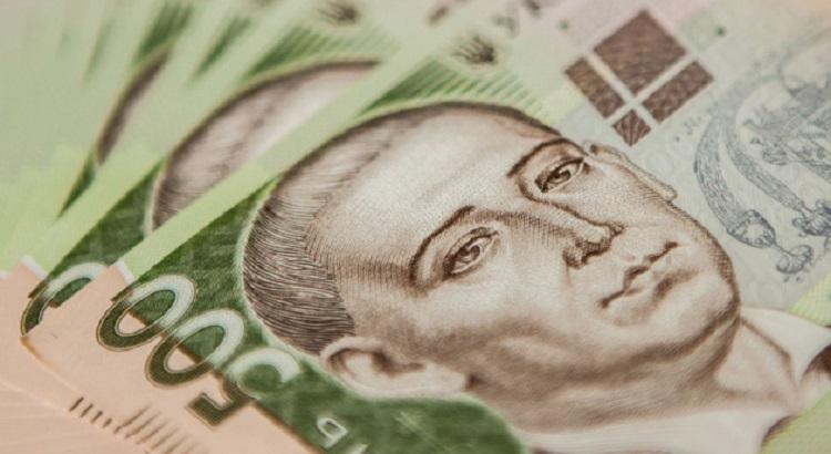 В Киеве средняя зарплата выше общеукраинской 1,5 раза