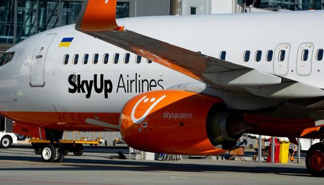 SkyUp получила около 300 тысяч обращений по компенсации неиспользованных билетов