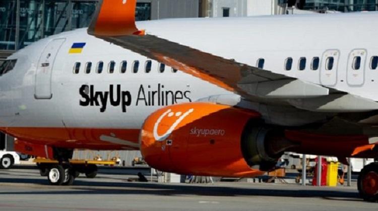 SkyUp в октябре перевезла почти более 130 тысяч пассажиров