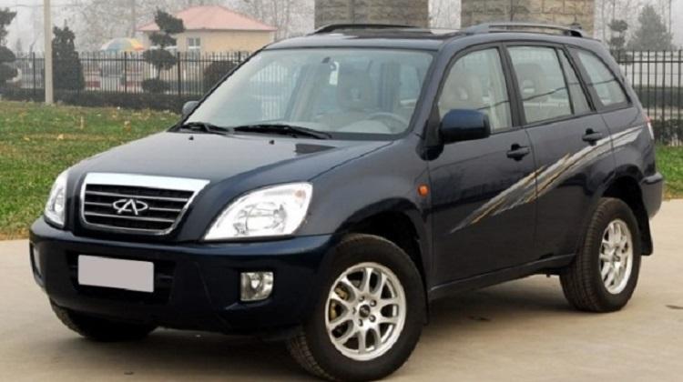 Рынок китайских новых легковых авто в Украине за полгода вырос на 20%