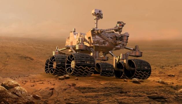 Марсоход Perseverance получил новые образцы минералов