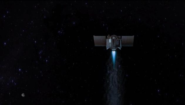 Космический зонд NASA возвращается на Землю с образцами астероида Бенну