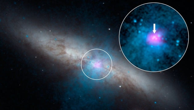Телескоп NASA показал фотографию невероятно яркого пульсара в космосе