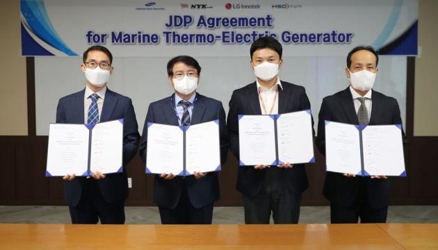 Samsung и LG разработали первый эко-генератор для кораблей