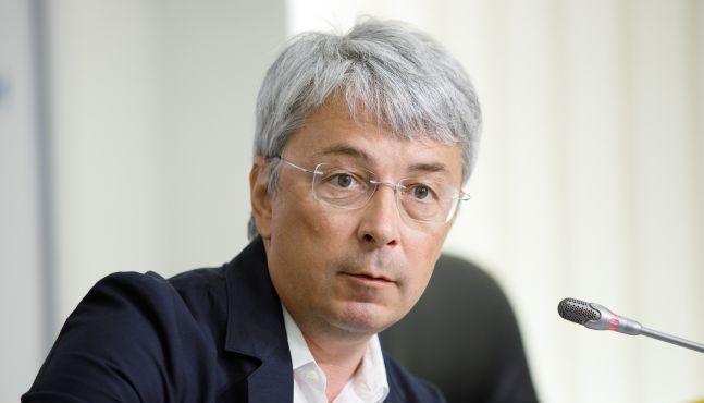 Ткаченко попросил у Кличко компенсацию для культуры и креативных индустрий из-за локдауна в Киеве