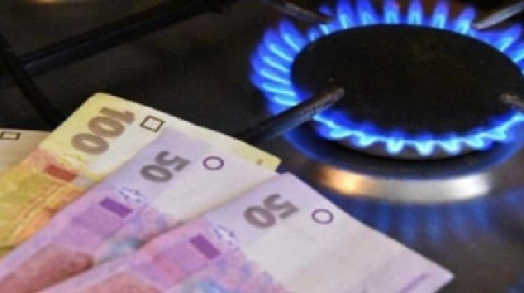 С января во всех областях Украины подорожает газ