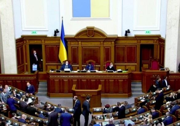 Рада сократила сроки рассмотрения законов о поддержке бизнеса на время карантина
