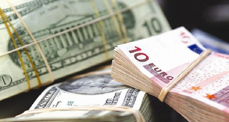 Украинцы в январе возобновили продажу валюты банкам (ИНФОГРАФИКА)