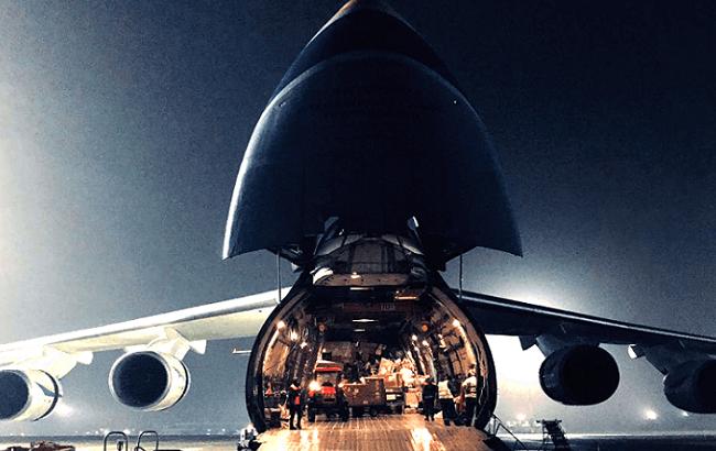 Укрпочта запустила программу чартерных рейсов в США