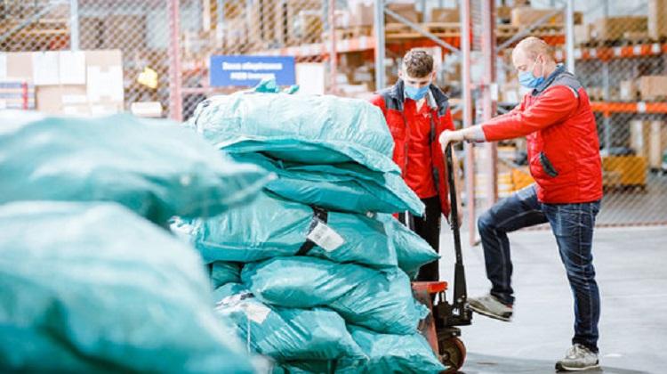 Новая Почта Глобал запустила два регулярных грузовых авиарейса с Китаем