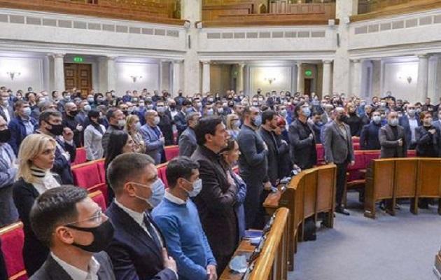 Рада приняла закон о госслужбе