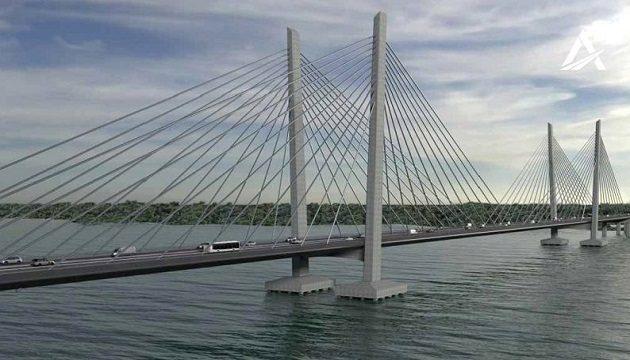 Укравтодор объявил тендер на строительство нового моста через Днепр в Кременчуге