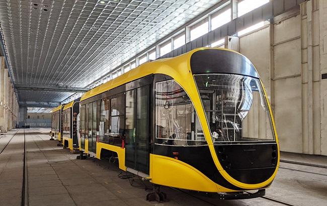 В Киеве появятся 20 новых трамваев