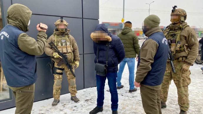 В Харькове задержали агента военной разведки РФ