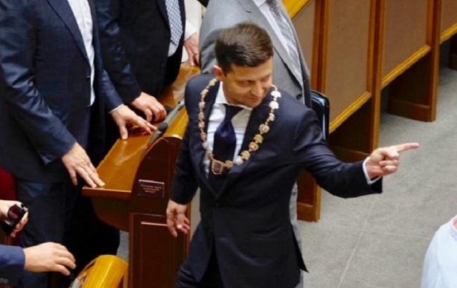 Зеленский заявил об уменьшении количества олигархов в Украине