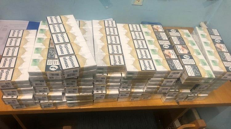 Украинец пытался незаконно провезти в Италию табачные изделия - Госпогранслужба