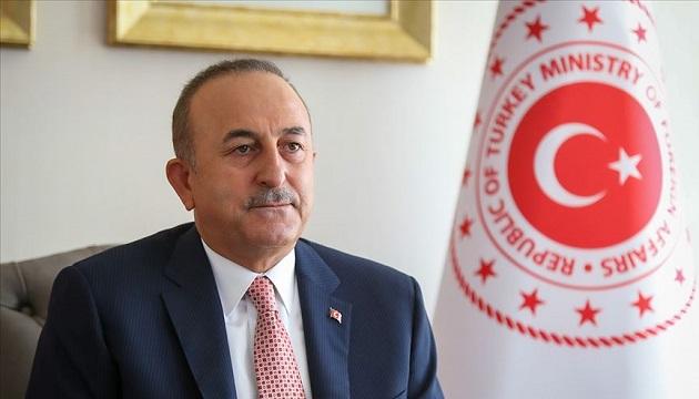 Турция готова поддержать Азербайджан в войне с Арменией, - Чавушоглу