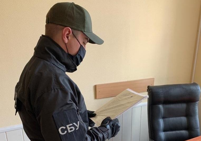 Чиновники Сумыоблэнерго вывели в тень более 80 млн гривен - СБУ