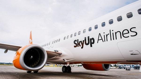 SkyUp отменяет рейсы в Объединенные Арабские Эмираты