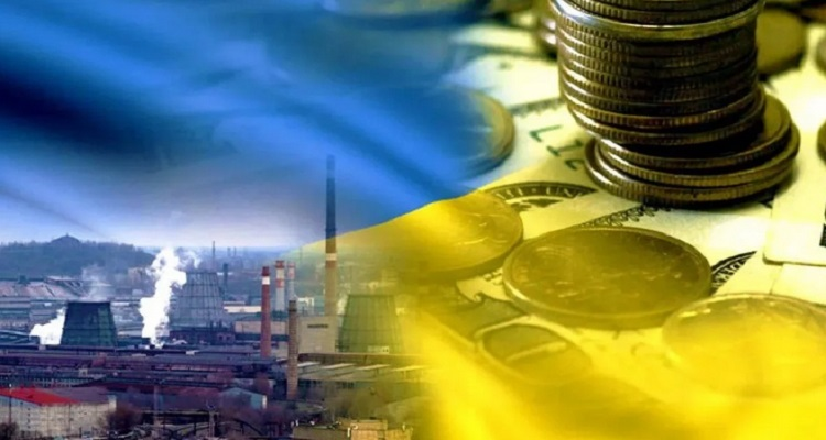 МВФ спрогнозировал падение ВВП Украины на 7,7%