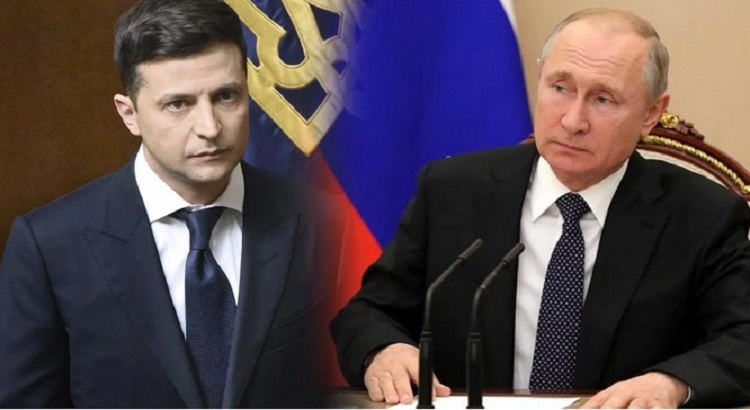 Зеленский обсудил с Путиным процесс обмена удерживаемых в ОРДЛО, Крыму и РФ украинцев