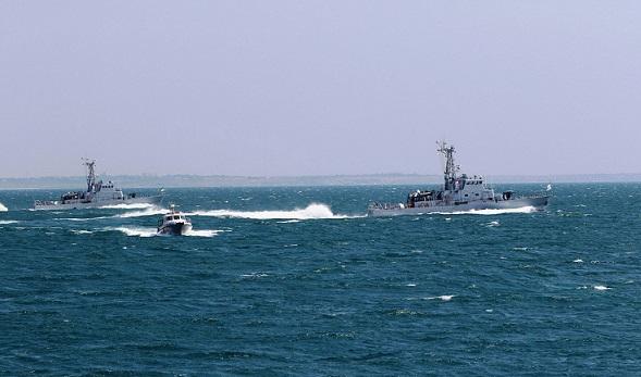 США передадут Украине три патрульных катера