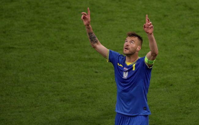 Гол Ярмоленко может стать лучшим на Евро 2020 (видео)