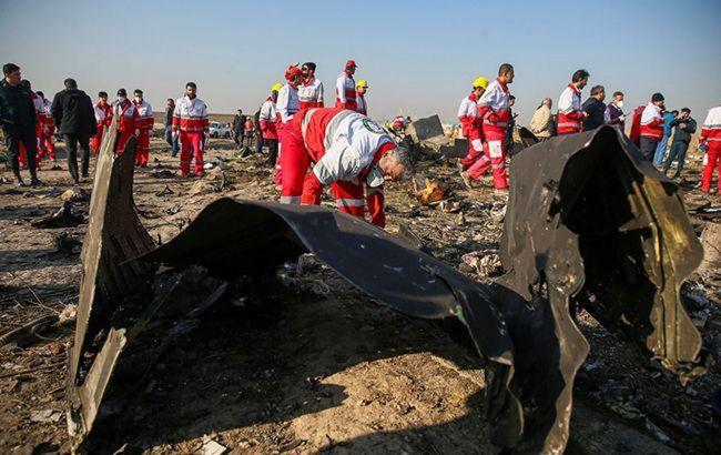Украина потребовала от Ирана привлечь к ответственности виновных в крушении рейса МАУ