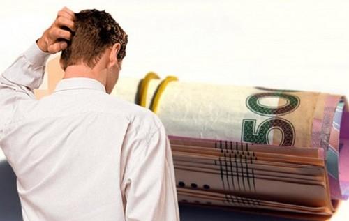 Зарплаты украинцев снизились на 17%