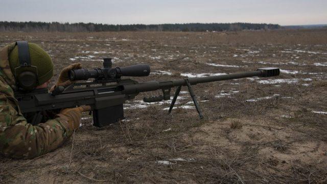 ВСУ приняли на вооружение новую винтовку