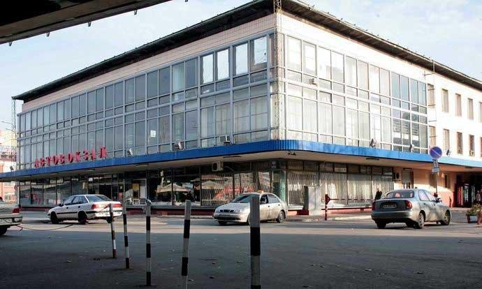 Инвестиции в реконструкцию Центрального автовокзала в Киеве составили 100 млн грн