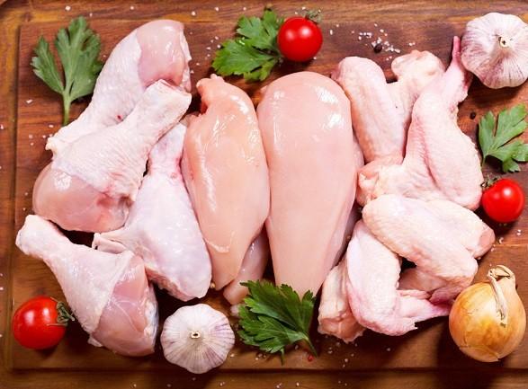 Украина вошла в ТОП-5 мировых экспортеров курятины
