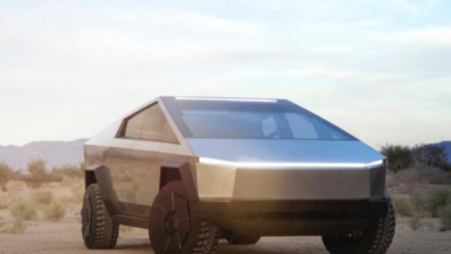 Tesla на год перенесла производство Cybertruck