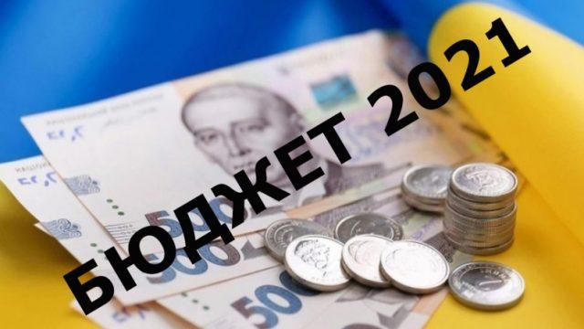 Рада поддержала за основу проект Госбюджета-2021