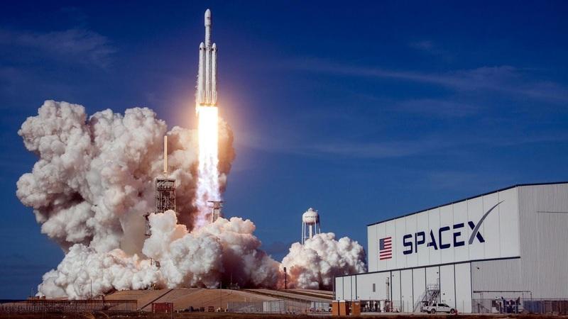 SpaceX запустит ракету с южнокорейским военным спутником