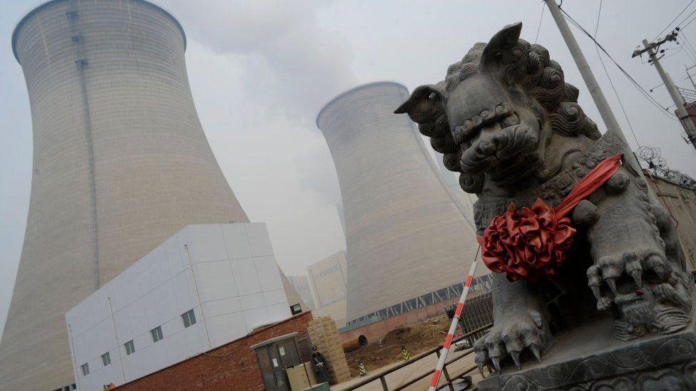 В 2019 году Китай выбросил 27% парниковых газов