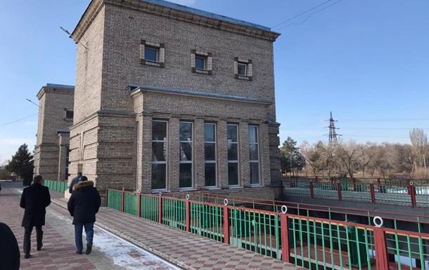 В Крыму истощены ряд водохранилищ