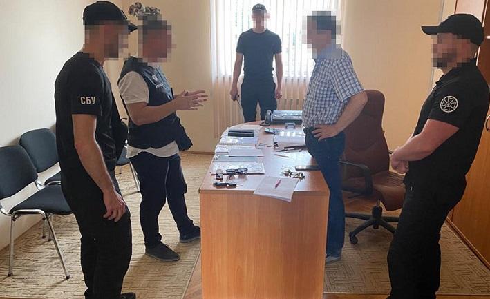 СБУ разоблачила хищение 1,5 млн грн на строительстве Covid-отделения