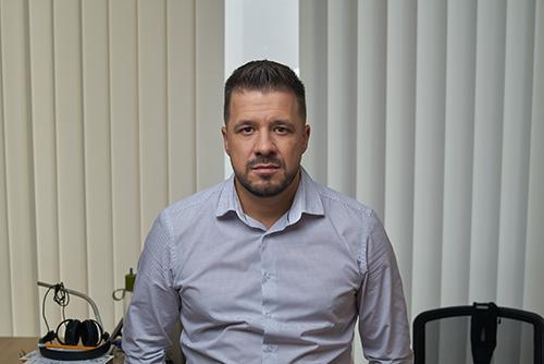 Денис Дмитров, сооснователь Штрафы.UA