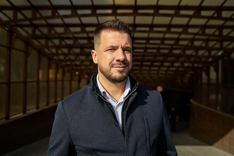 Денис Дмитров, сооснователь и директор компании Штрафы.UA
