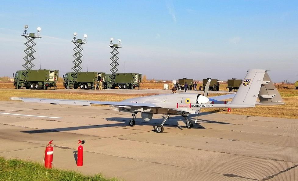 Турецкие дроны выполняют боевые задачи, - Главнокомандующий ВСУ