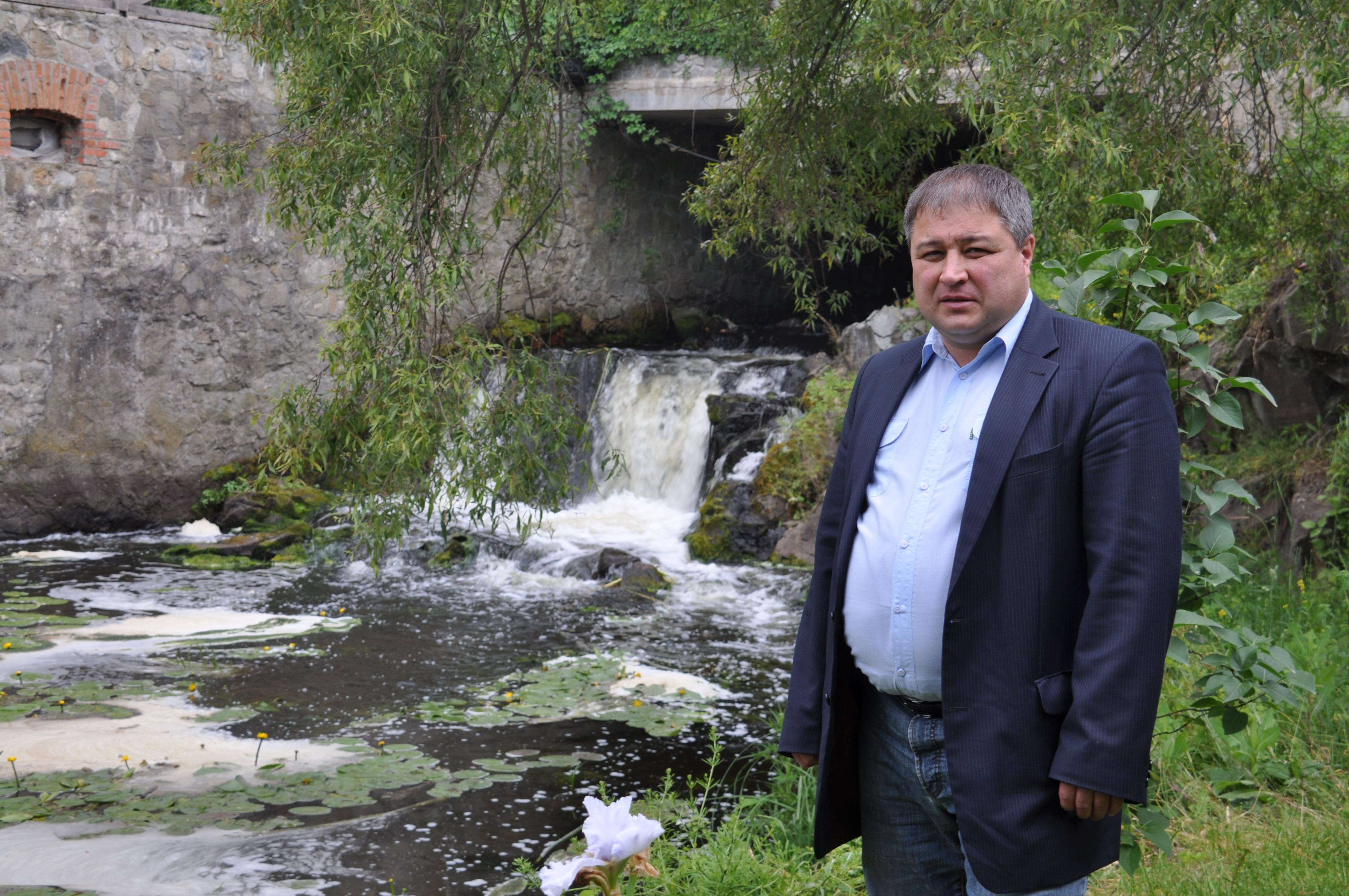 Олесь Вахній, журналіст, публіцист, політик та громадський діяч