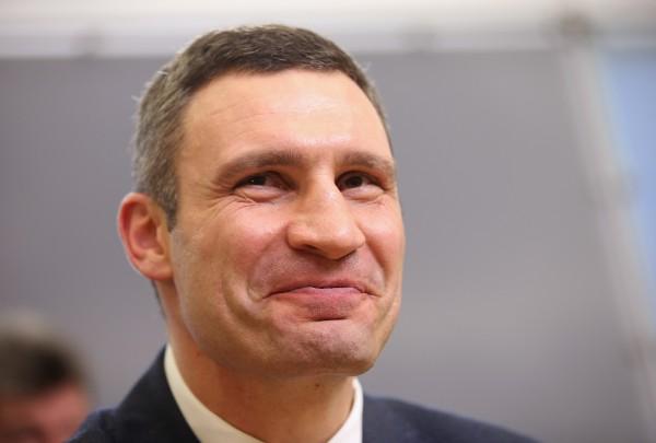 Президент заявил, Кличко очень неправильно себя ведет