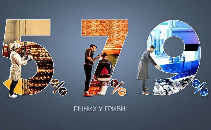 Объем «Доступных кредитов» для бизнеса приближается к 55 млрд гривен