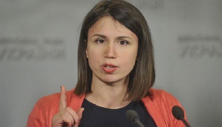 Экс-нардеп Черновол заявила о подготовке ее ареста