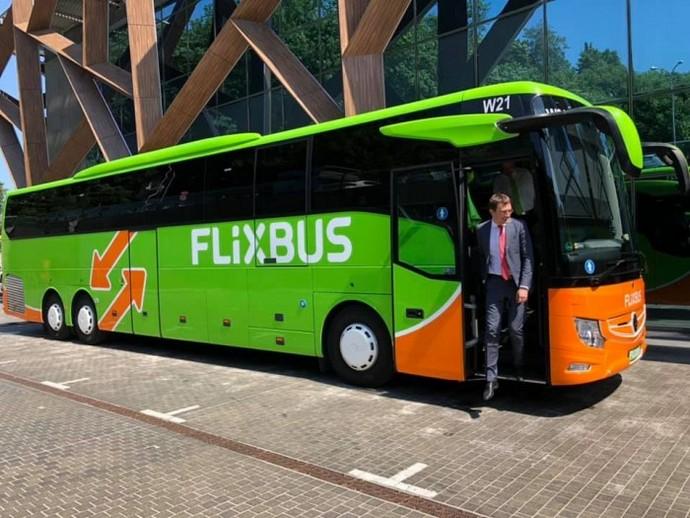 FlixBus запустился в Украине