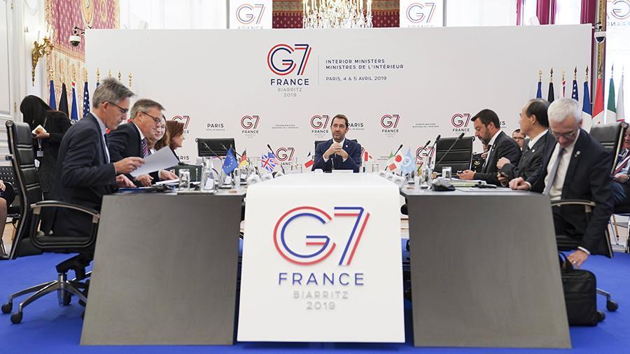 На саммите G7 обсудят Украину