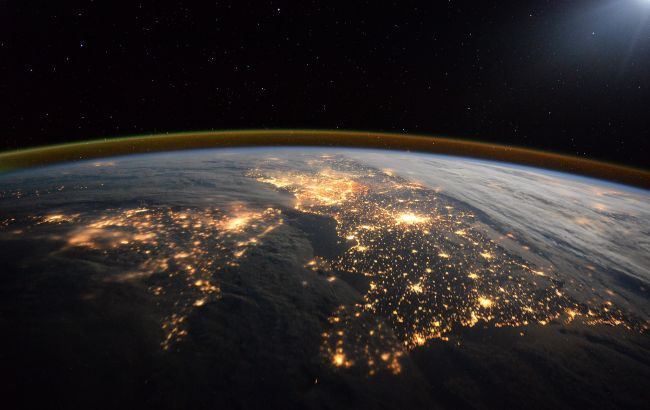 Астронавт сделал новое фото Луны